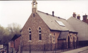 St. Augustine's Church, 1980